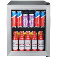 "Edgestar Bwc71 18"" Wide 52 Can Capacity Extreme Cool Beverage Center - Stainless Steel"