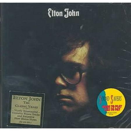 Elton John (remastered) (Remaster) (CD)