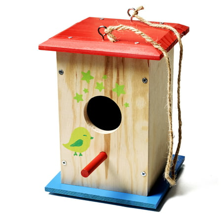 Stanley Jr - Build your Own Birdhouse Kit