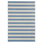 Elsinore Stripe Machine-Woven Area Rug