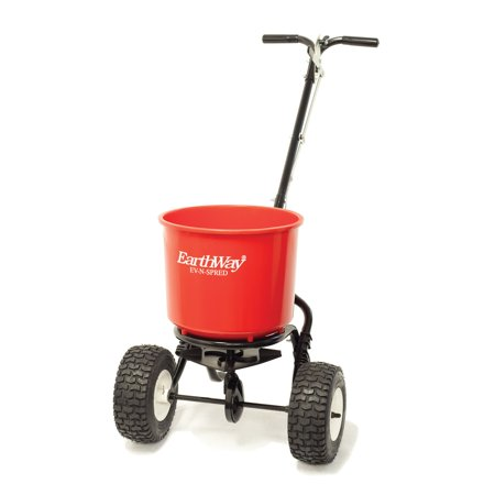 Earthway 2600A Plus Commercial 40 Pound Capacity Seed and Fertilizer Spreader