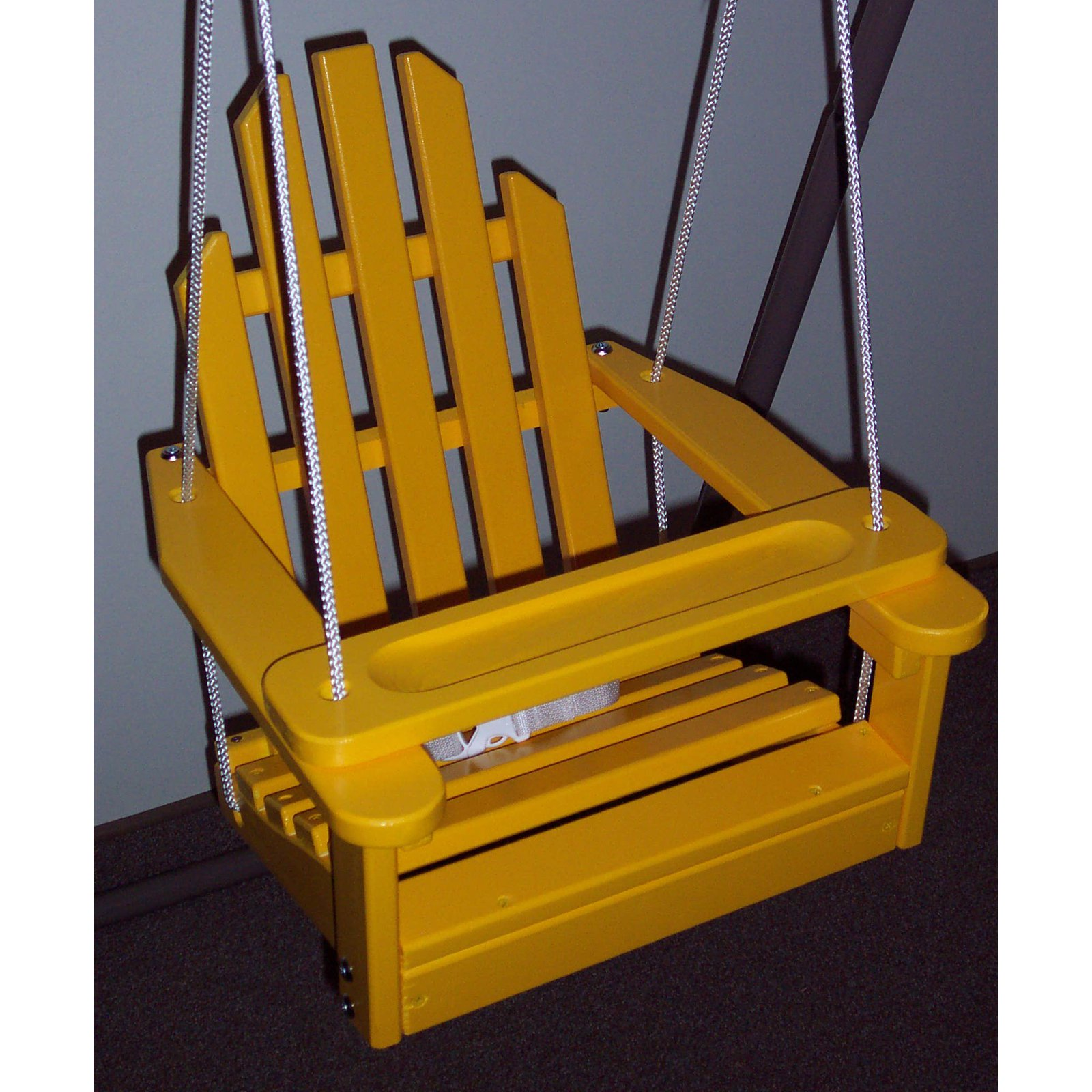 Prairie Leisure Kiddie Adirondack Chair Swing Walmart Com