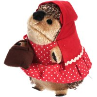 Zoobilee™ Heggies Little Red Plush Pet Toy