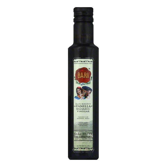Bari Vinegar, Flavor Infused, Balsamic, Blackberry Vanilla