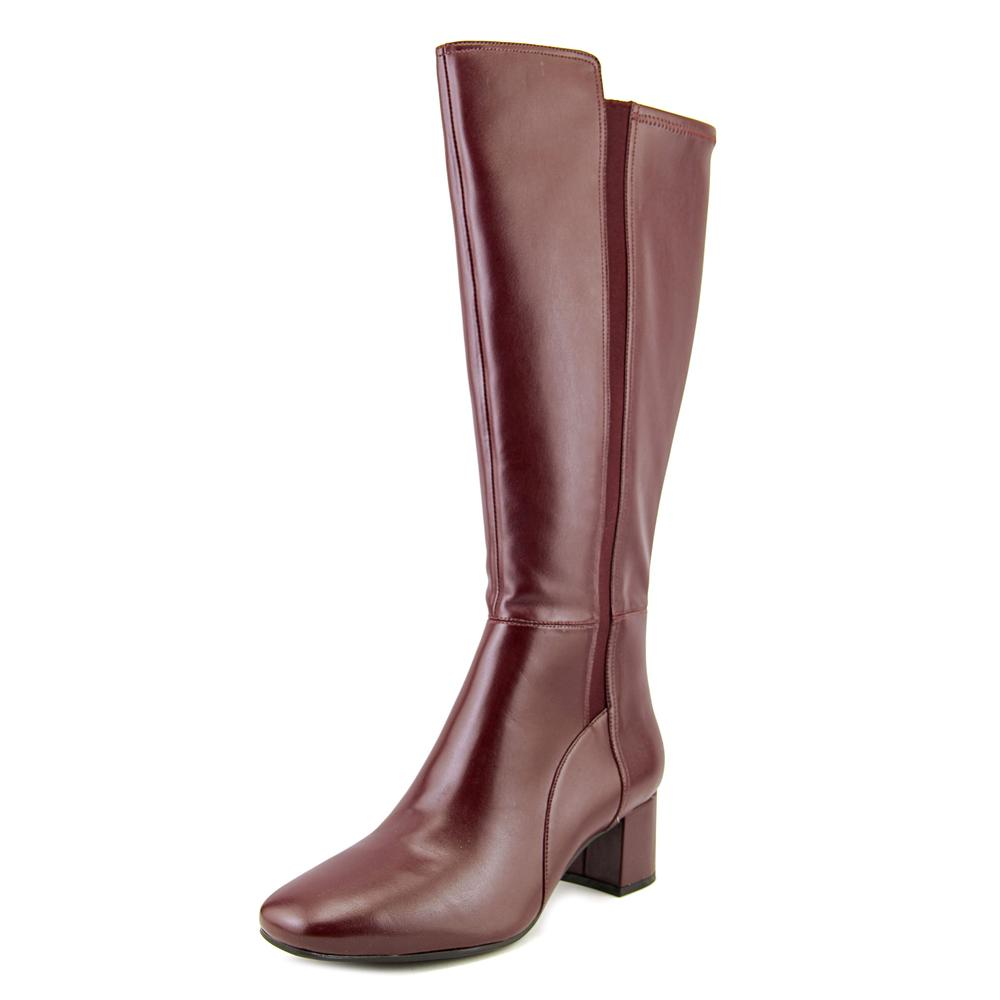 Naturalizer Naples Round Toe Synthetic Knee High Boot by Naturalizer