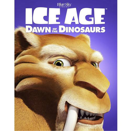 Ice Age 3: Dawn Of The Dinosaurs (Blu-ray   DVD) (With INSTAWATCH) (Widescreen)