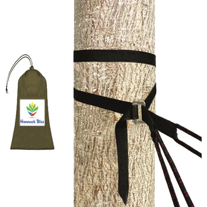 Hammock Bliss Deluxe Cinching Tree Straps