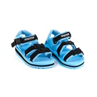 AquaJogger ExerSandals Pool Shoes in Blue/Black, Multiple Sizes