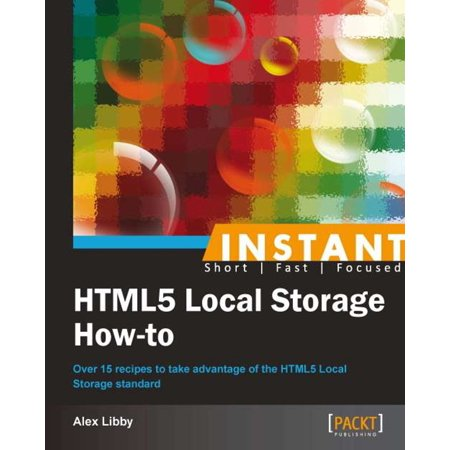 Instant HTML5 Local Storage How-to - eBook - Local Cosplay Stores