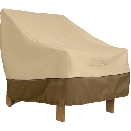 Classic Accessories Veranda Deep Lounge Patio Chair Cover - Durable and Water Resistant