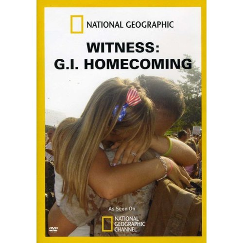 National Geographic: Witness - G.I. Homecoming (Widescreen)