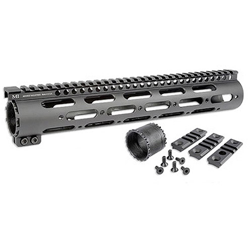 """Midwest Industries SS Series Forearm, DPMS .308, 12"""", Free Floating, Black"""