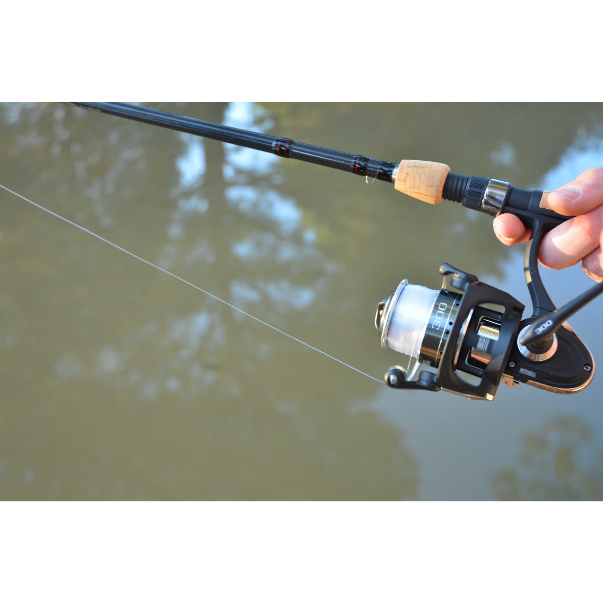mitchell 300 spinning fishing reel - walmart