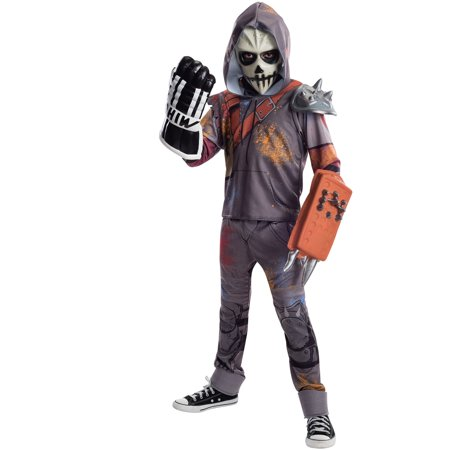 Deluxe Casey Jones Teenage Mutant Ninja Turtles Costume for Kids (Margarita Jones Halloween)