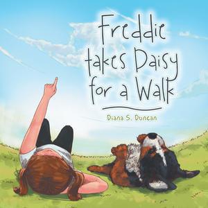 Freddie Takes Daisy for a Walk - eBook