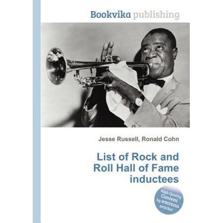 List of Rock and Roll Hall of Fame Inductees - image 1 de 1
