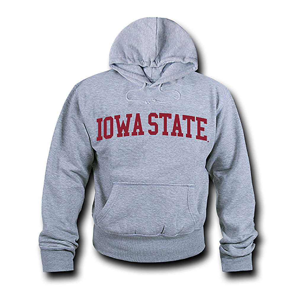 Iowa State Cyclones Game Day Hoodie (Gray)