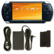 Best Handheld Game Systems - Refurbished PlayStation Portable PSP 2000 System Piano Black Review