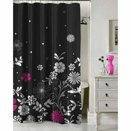 Formula Twilight Garden Shower Curtain, 70\
