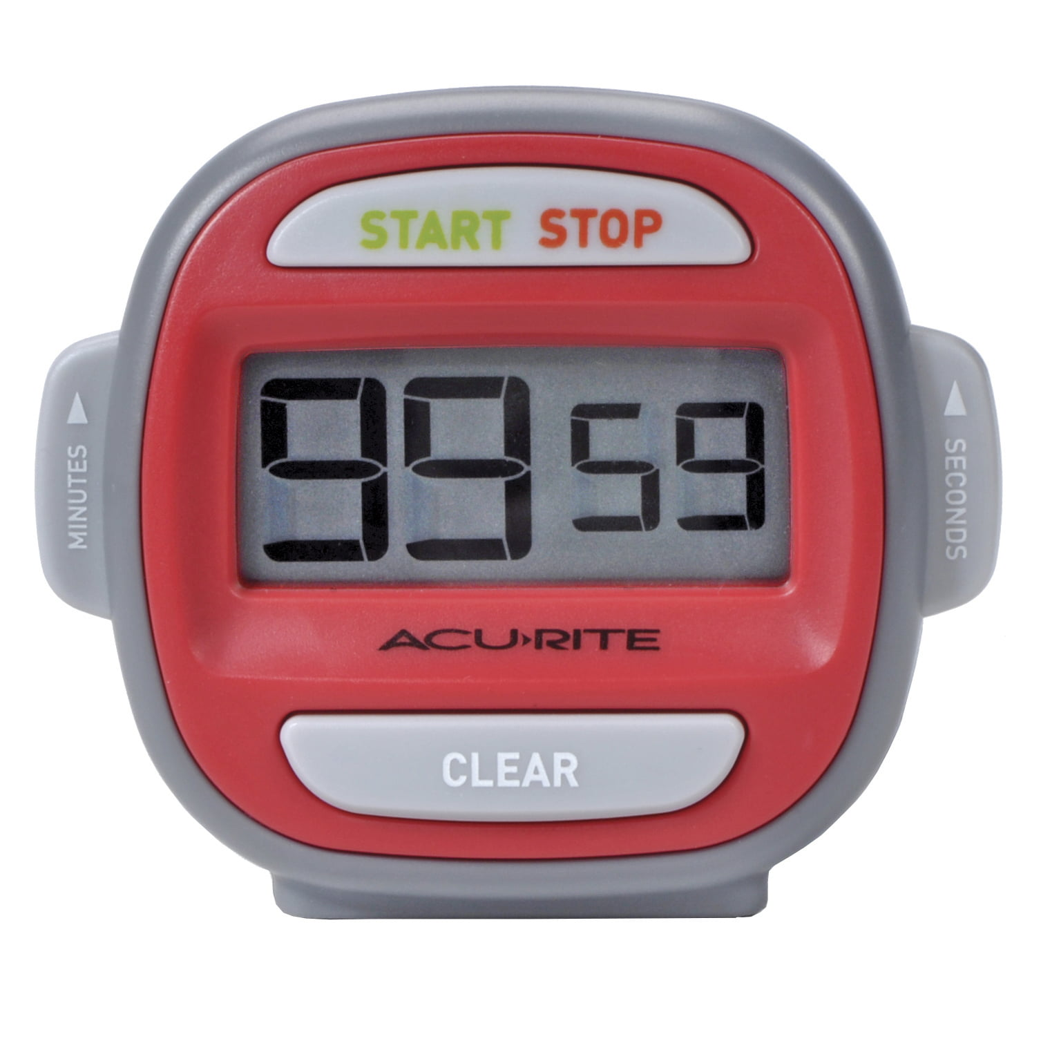 Acurite Digital Timer Red by Chaney Instrument