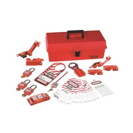 Master Lock Company Personal Lockout Electrical Kit