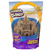 Kinetic Sand - Beach Sand 3lbs. Ages: 3 Years and Up