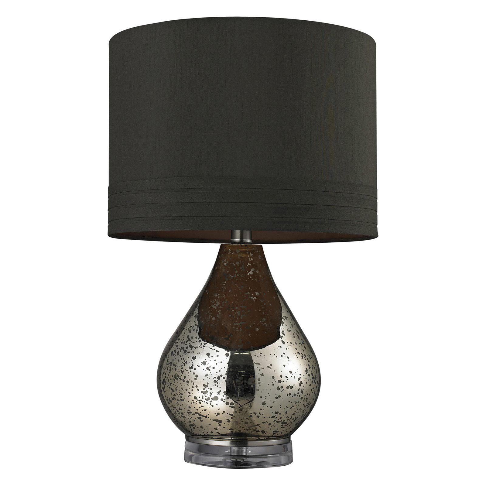 Dimond Lighting Antique Mercury Glass Table Lamp Walmart Com Walmart Com