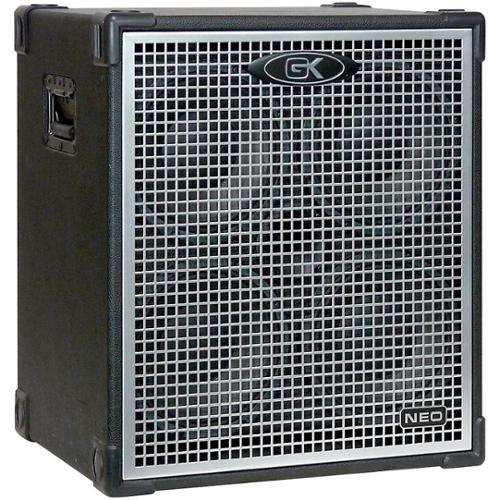 "Gallien-Krueger Neo 410 4x10"" Bass Speaker Cabinet (8 Ohm)"