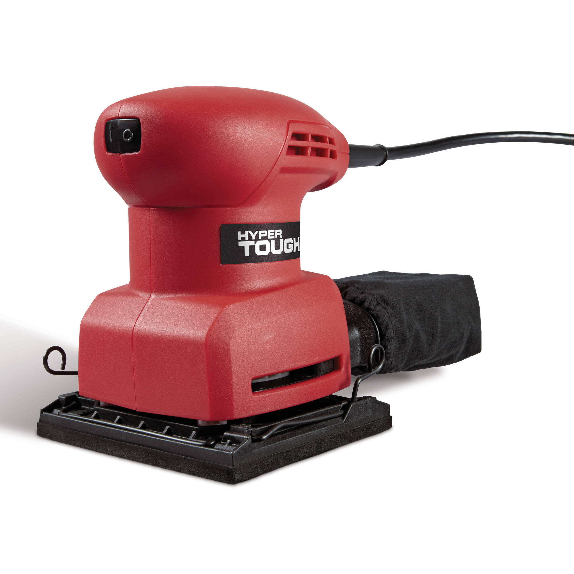 Hyper Tough 2.0Amp 1/4 Sheet Sander