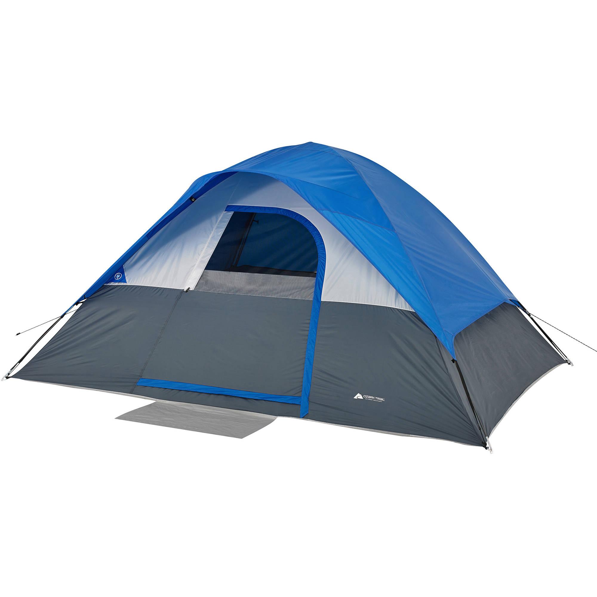 Ozark Trail 5-Person Dome Tent - Walmart.com