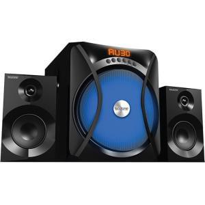 boytone bt 230f 2 1 speaker system 60 w rms wireless. Black Bedroom Furniture Sets. Home Design Ideas