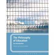 The Philosophy of Education: An Introduction - eBook