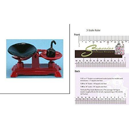 Dollhouse Miniature Scale - image 2 de 2