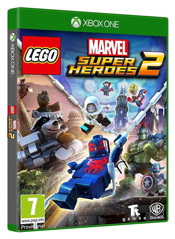 Lego Marvel Super Heroes 2 Warner Bros Xbox One Walmart Com