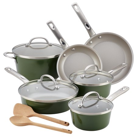 Ayesha Curry 12-Piece Cookware Set