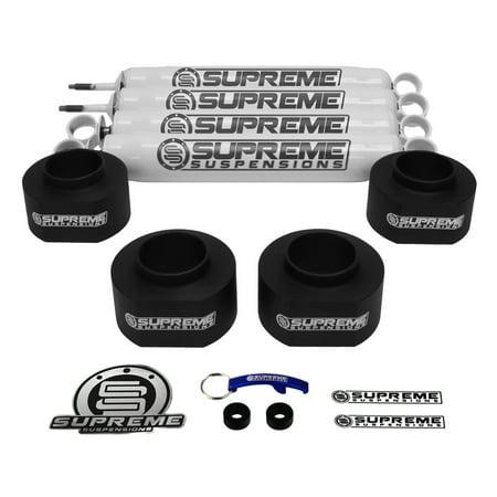 Supreme Suspensions Wrangler Lift Kit 3