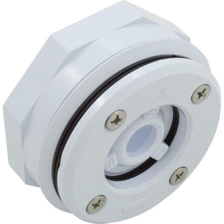 Inlet Fitting, Jacuzzi/Carvin, Vinyl, Quantity 2