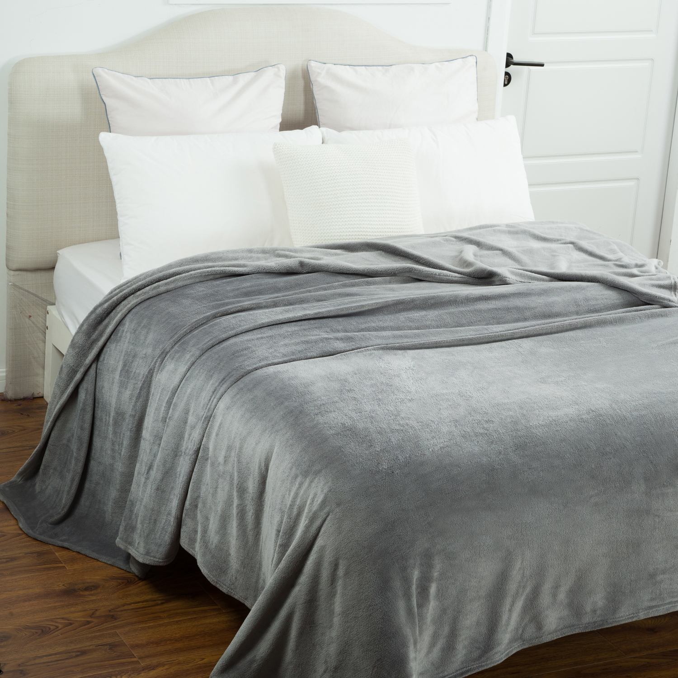 Sherpa Bedsure Luxury Flannel Fleece Blanket Plush Blanket Throw for Bed Sofa