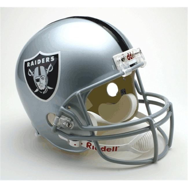 Victory Collectibles 30518 Rfr Oakland - Raiders Full Size Replica Helmet