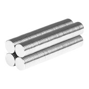 totalElement 1/4 x 1/32 Inch Neodymium Rare Earth Thin Disc Magnets N48 (200 Pack)