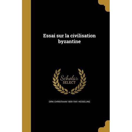 Essai Sur La Civilisation Byzantine - image 1 de 1