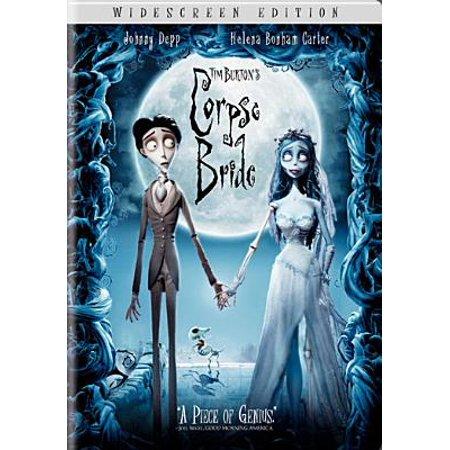 Tim Burton's Corpse Bride - Corpses Bride Halloween Makeup