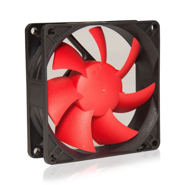 Silenx EFX-08-15 Effizio 80x25mm 15dBA 32CFM PC Computer Case Fan - NEW