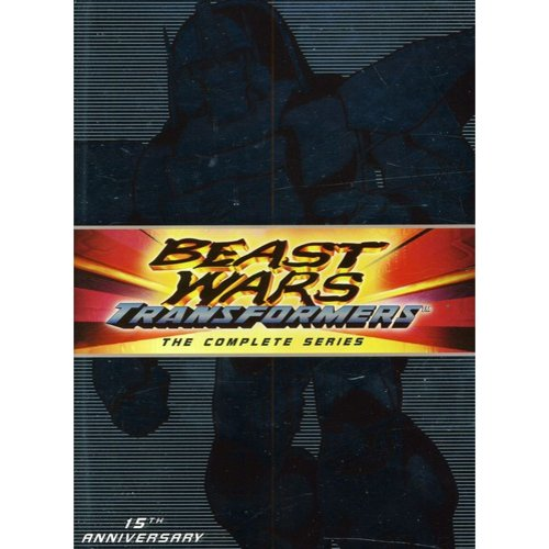 Transformers: Beast Wars - The Complete Series (Full Frame)