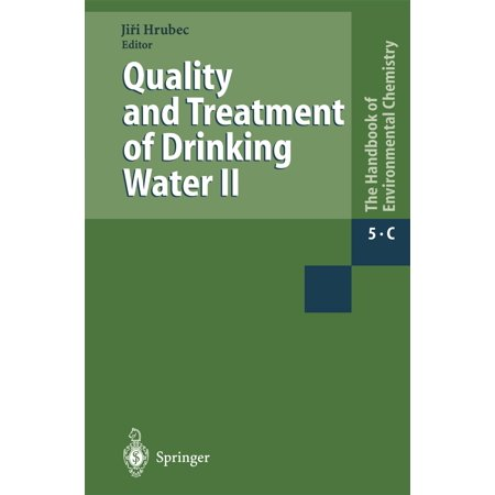 Quality and Treatment of Drinking Water II - 5 / 5C - eBook (Two Step Drinking Water Treatment)