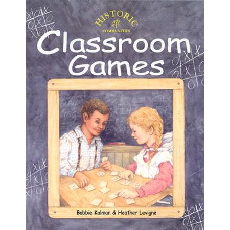 Halloween Classroom Games High School (Classroom Games)