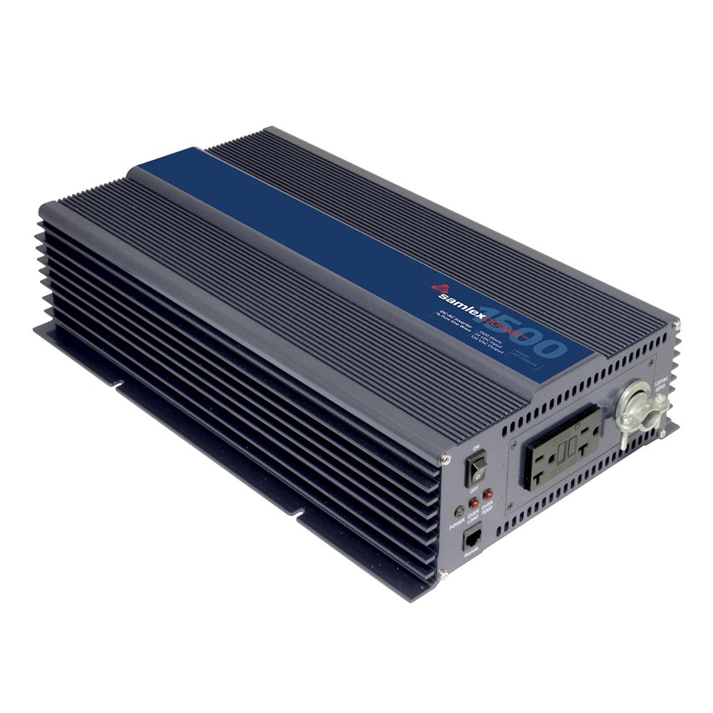 SAMLEX PST-1500-24 PURE SINE WAVE INVERTER 24V INPUT 120