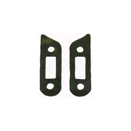 Eckler's Premier  Products 55343784 El Camino Quarter Panel Bed Rail Tie Down Gasket Set