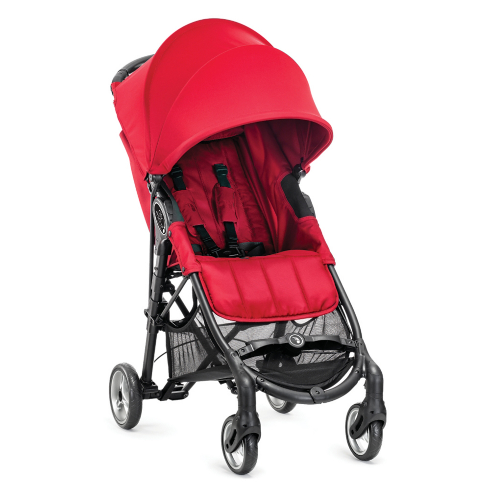 Baby Jogger City Mini ZIP Stroller - Red - BJ24430