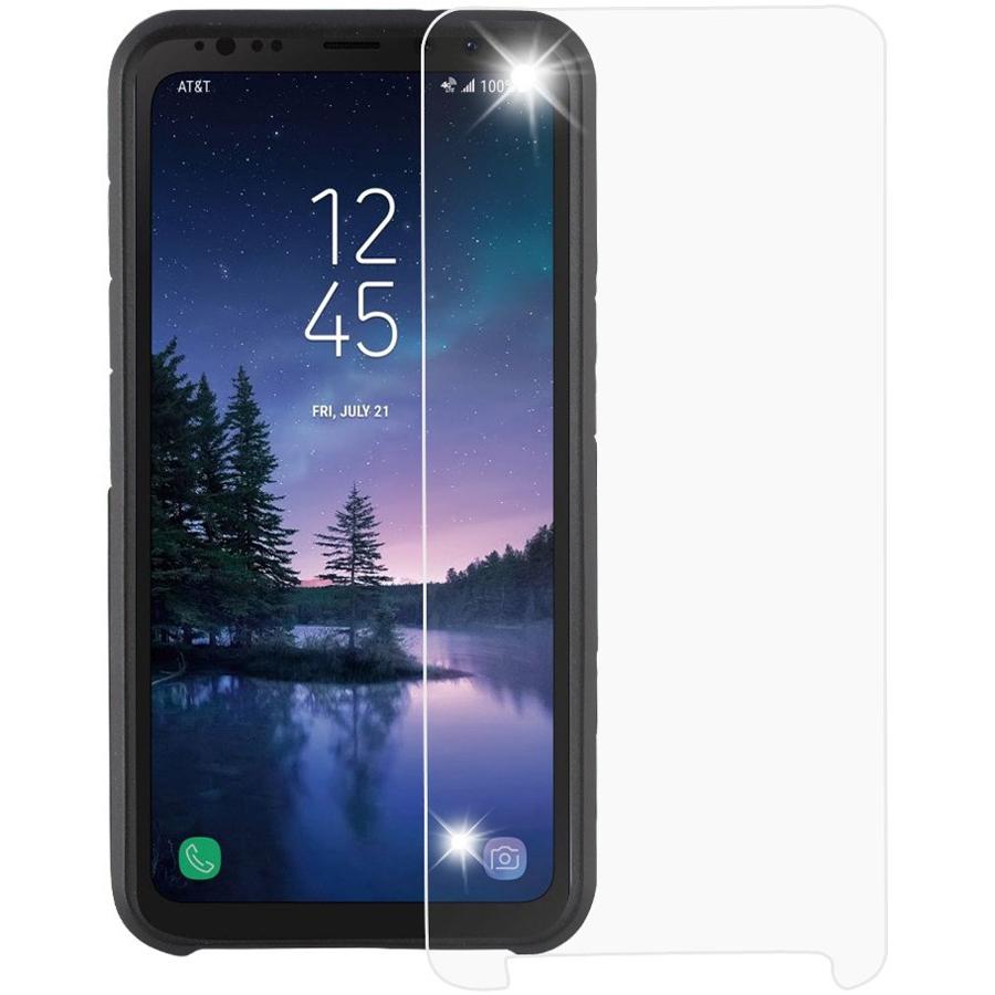 MYBAT Tempered Glass Screen Protector for Samsung Galaxy S8 Active